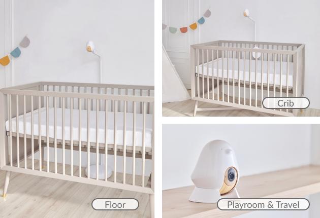 Cubo baby monitor