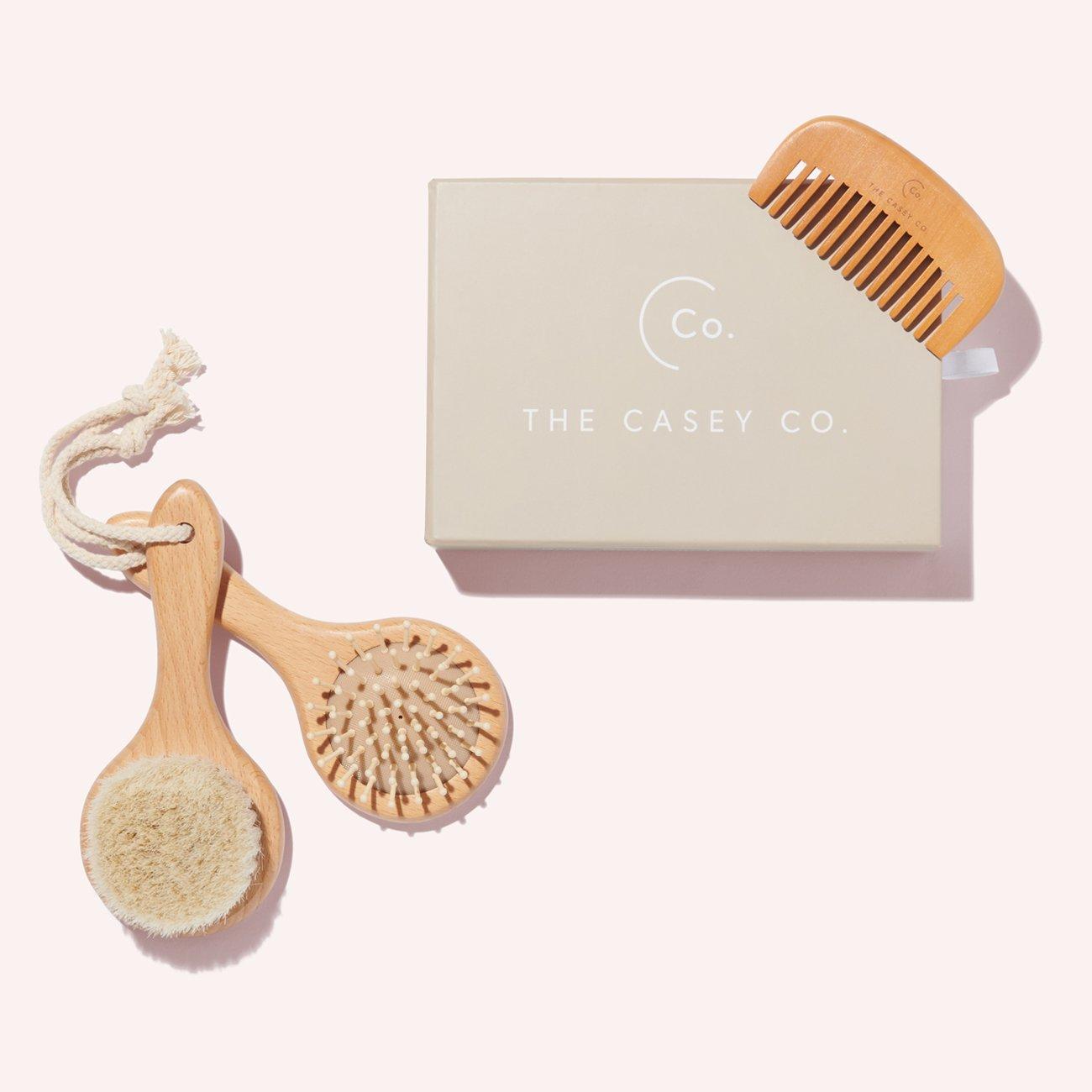 Baby Brush & Comb Set