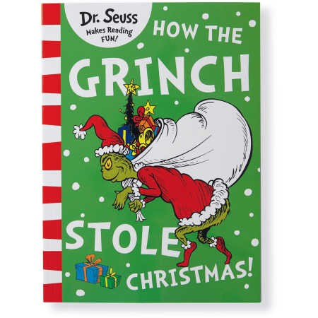 how the grinch stole christmas book