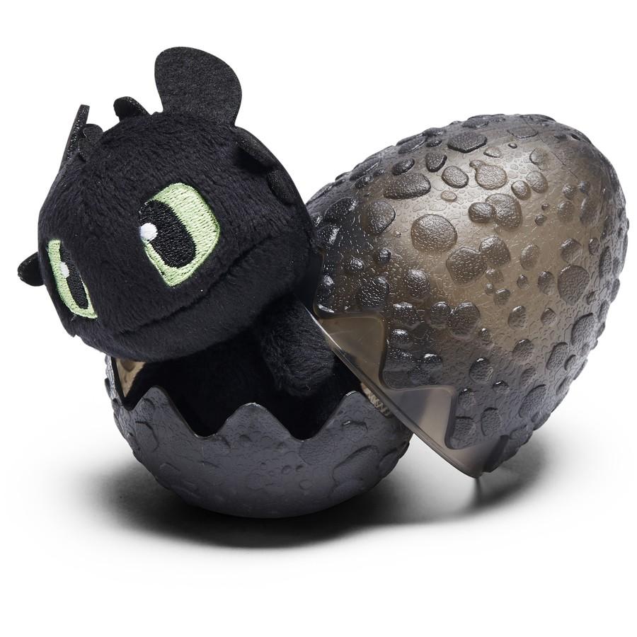 toothless black dragon toy