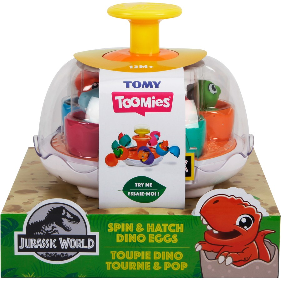 spin hatch dino eggs