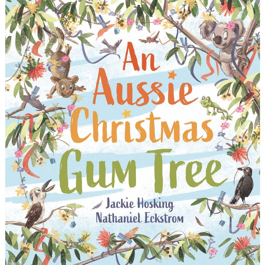 an aussie christmas gum tree book