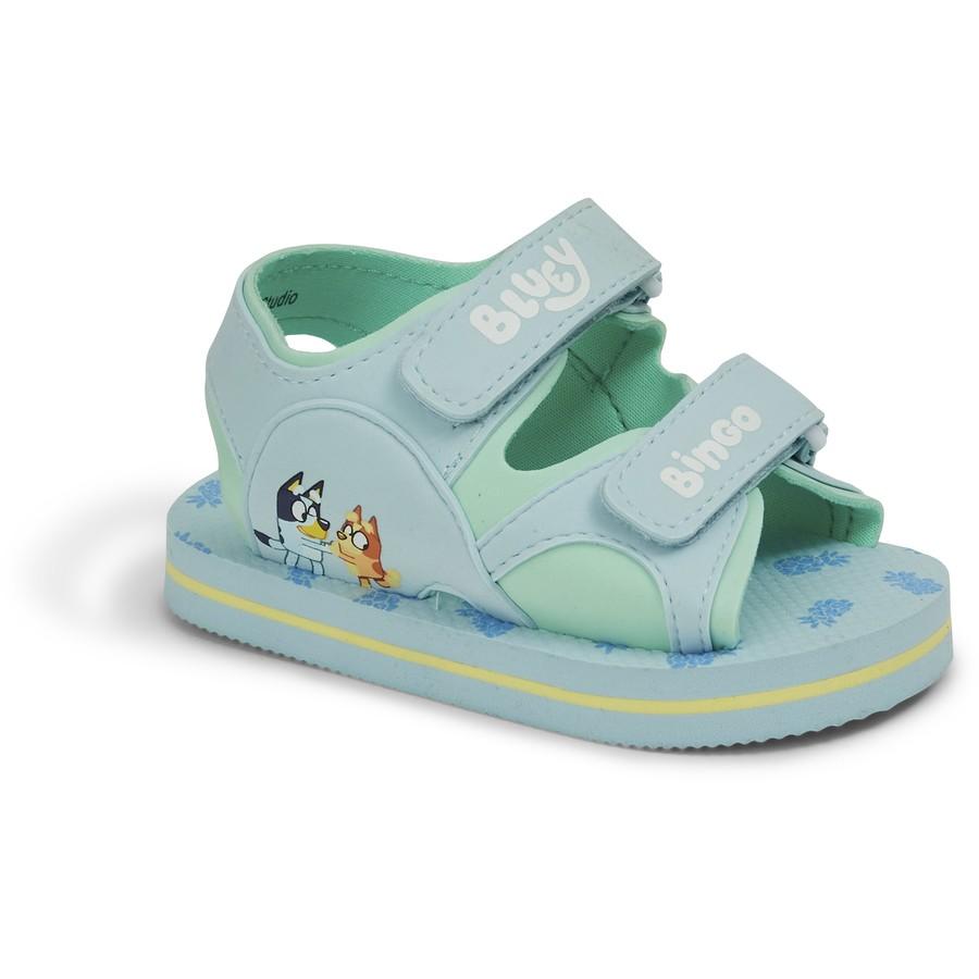 bluey sandals size 5