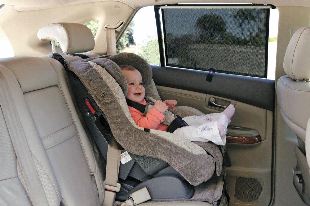 car sunshade adjustable