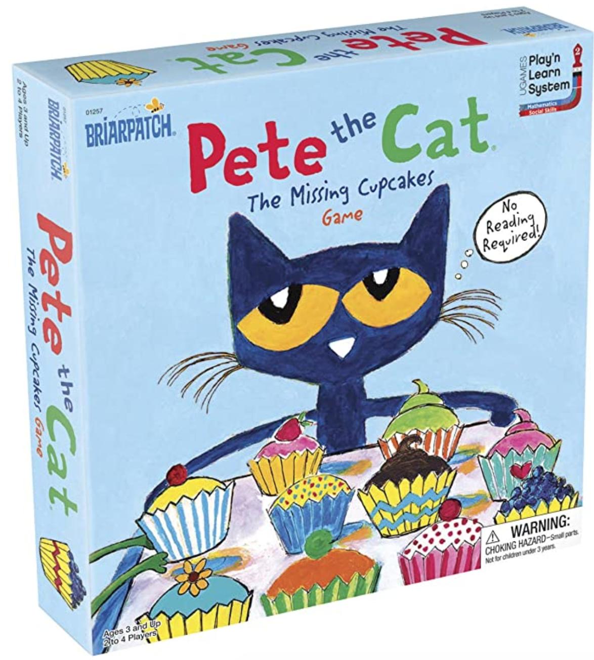 Pete the Cat Board Game