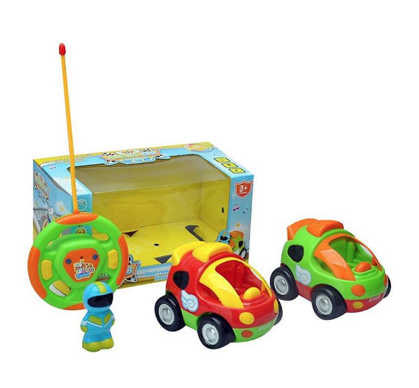 Police Car And Race Car Radio Control Toys