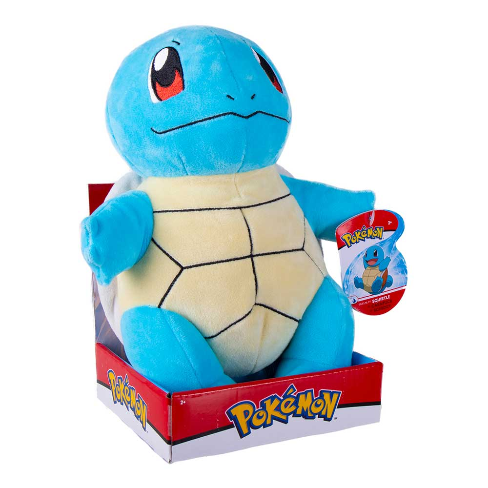 stuffed squirtle toy