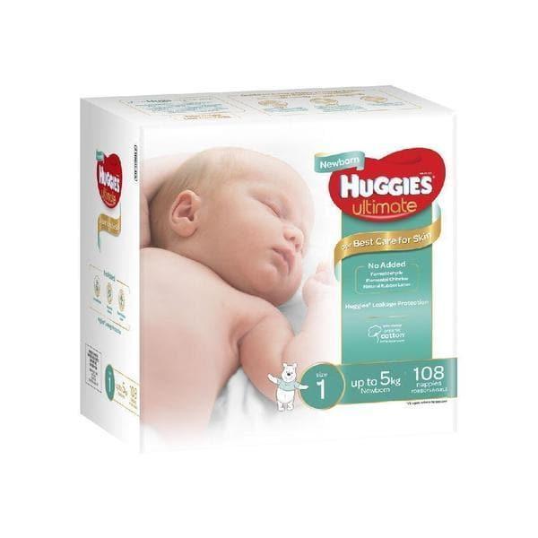 huggies size 1 Nappies
